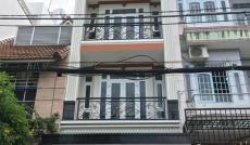 Nhà cho thuê nhà đường 24, 4.4x24 m, 4 tấm, giá 50tr/th LH