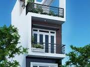 Bán nhà mặt tiền Phan Đăng Lưu và mặt hẻm 2m, S=5.3x12m, 5 tầng lầu. 15TỶ