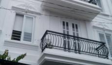 Bán nhà hẻm xe hơi đường Tô Hiến Thành, P. 14, Q10. DT: 4x20m, nhà 4 tầng mới