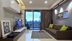 Cho thuê căn hộ chung cư City Garden, Bình Thạnh, 1 phòng ngủ, nội thất Châu Âu giá 22 triệu/tháng