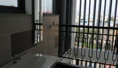 Cho thuê căn hộ biệt thự vườn 2 phòng ngủ, 1 phòng khách, 2WC thoáng mát và phong thủy