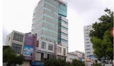 Cho thuê nhà MT Nguyễn Văn Trỗi, Q.PN, DT: 10x20m NH 12m, hầm, 8 lầu, thang máy