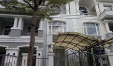 Cần tiền bán gấp biệt thự Mỹ Thái 1, Q7. DT: 7x18m, full nội thất, nhà đẹp giá bán 15,3 tỷ (TL)