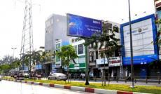 Cần bán nhà MT Kinh Dương Vương, P.13, Q.6, DT: 22x25.5m, nhà cấp 4. Giá: 59tr/m2