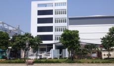Cho thuê tòa nhà văn phòng MT Lê Văn Việt, Q.9, DT: 10x40m, DTSD: 1400m2, hầm, trệt, 4 lầu