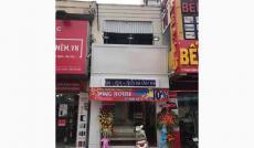 Cho thuê nhà MT Phan Đình Phùng, Q. Phú Nhuận, DT 3.5x14m nở hậu 6m, trệt, lầu, giá 37tr/th
