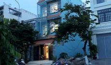 Bán nhà mặt tiền 20m khu tái định Phạm Hữu Lầu, Q7, DT 5x18m, 3 lầu, sân thượng. Giá 7,65 tỷ