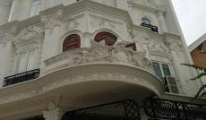 Cho thuê nhà 2 mặt tiền hẻm 495 Tô Hiến Thành, P14, Q10. DT: 9x11m, nhà 4 tầng