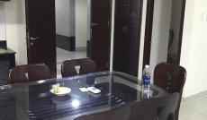 Cần cho thuê gấp căn hộ Satra Eximland, Q. Phú Nhuận, DT 90m2, 2PN