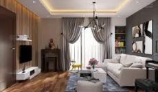 Cần cho thuê căn hộ chung cư Fortuna kim hồng DT 87m2 2PN 2WC 7tr/tháng