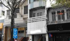 Cho thuê NC MT Trần Hưng Đạo, Q1. DT 4x20m, 3 lầu. Giá 80 triệu