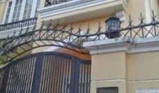 Biệt Thự cần bán đường Chu văn An – P26 - Quận Bình Thạnh – TPHCM. DT 8 x 18m. k/c 3 Lầu - Giá 15.8 tỷ.