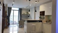 Cho thuê nhanh căn hộ 2 PN đầy đủ nội thất, view Bitexco Vinhomes Tân Cảng
