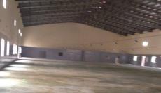 Cho thuê kho xưởng 200m2 đường Lê Văn Quới, Bình Tân giá 18 triệu/tháng