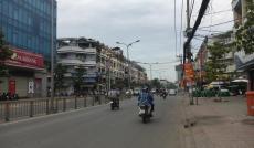 Cho thuê nhà góc 2MT Phạm Hùng, H.Bình Chánh, DT: 9.5x35m, trệt suốt. Giá: T/L