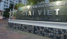 Cho thuê gấp căn hộ Giai Việt, 2PN. Vui lòng LH: 0903360699