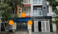 Cho thuê nhà nguyên căn mặt phố khu dân cư Him Lam 6A, diện tích 100m2, nhà 3 tầng, giá 25 tr/th