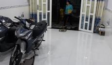 Cho thuê nhà MTKD hẻm 240/ Nguyễn Văn Luông, P11, Q6, DT 4x10m, 1 tấm, giá 15tr/tháng