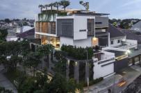 Nhà 2MT Cô Bắc, Phú Nhuận, DT: 4x13.8m, kết cấu: 5 tầng, giá: 9 tỷ