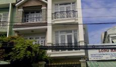Cho thuê nhà MT đường 41, Q. 4, DT 4x16m, 1 trệt, 1 lửng, 3 lầu, giá: 45tr/th