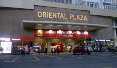 Oriental Plaza Big C lớn nhất  Đường Âu Cơ, Tân Phú, Hồ Chí Minh diện tích 105m2  giá 700-1.2 tỷ Tỷ -6 tháng có Sổ hồng-0938.295519