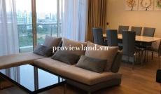 Cho thuê căn hộ The Estella, 2 phòng ngủ, nội thất đầy đủ, view công viên