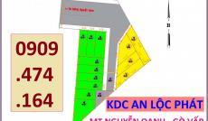 0909.474.164- Đầu tư F1 siêu lợi nhuận với KDC An Lộc Phát NHOME tại đường Nguyễn Oanh, Gò Vấp, giá cực tốt chỉ 67tr/m2