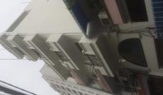 Bán nhà hẻm 8m Tô Hiến Thành, 4mx12m, nở hậu 4,7 vuông vức 1 trệt 5 lầu.