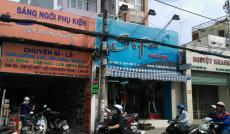 Mặt tiền 3 lầu Lê Văn Việt 5,5 x 26m, cách chợ nhỏ 50m, 1 mặt HXH phía sau 5m cực đẹp, 35tr/th