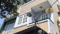 Cần bán căn nhà 1 trệt + 3 lầu, DT 53m2, giá 4,5 tỷ, hẻm ô tô phường Bình Trưng Tây, quận 2
