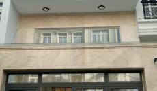Cần bán nhanh nhà mới đẹp, 4 tầng, ST chuồng cu, khu DC Nam Long Phú Thuận, DT 5x22m. Giá 9.7ty