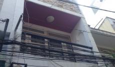 Cho thuê nhà hẻm 3 gác 524/9A Nguyễn Đình Chiểu, P. 4, Q. 3