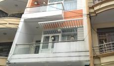 Cho thuê nhà mặt tiền Cao Thắng, Q 3. Diện tích: 60m2, trệt, lửng, 3 lầu