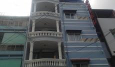 Bán nhà Mặt Tiền Nguyễn Công Hoan, 4x18m,vuông vức 1 Trệt 4 lầu, Giá 15,3 tỷ TL nhẹ,LH:0932729680