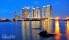 Chính chủ bán 3PN - 135m2 Saigon Pearl, Shaphire 2 tầng thấp full nội thất, giá 6.0 tỷ, view LM81