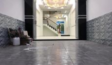 Bán nhà huyện Nhà Bè, TP Hồ Chí Minh, DT 4m x 20m, 2 lầu, 4PN, sân xe hơi, giá 4 tỷ