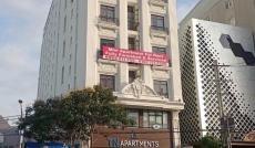 Bán tòa căn hộ dịch vụ 7 lầu, mặt tiền đường Nguyễn Thị Thập, thu nhập 1,2 tỷ/th