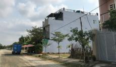 Cần bán lô đất mặt tiền đường Lê Văn Việt, Q9, sổ hồng, thổ cư, xây dựng tự do