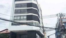 Cho thuê tòa nhà mới xây MT Trần Quang Khải, Q.1, DT: 6x23m, DTSD: 800m2, 1 trệt, 5 tầng
