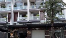 Nhà mới xây trong siêu dự án Vạn Phúc, 1 hầm, 1 trệt, 1 lầu, giá 10 tr/tháng đường nội bộ 14m