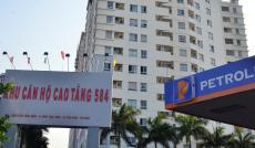 Cần bán gấp căn hộ cao cấp 584 Lũy Bán Bích, DT 78m2 gồm 2 phòng ngủ, 2 toilet, giá 1.85 tỷ