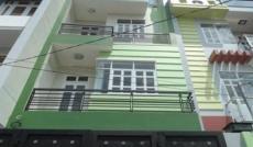 Cho thuê nhà mới 99% Bình Lợi có hầm, đường nhựa 8m