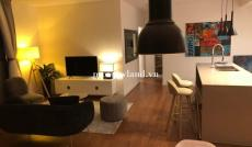 Cho thuê căn 2 PN, 105m2, nội thất sang trọng, tại City Garden Bình Thạnh