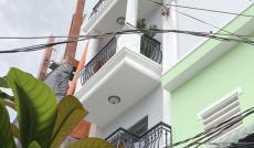 Bán nhà đường ô tô, 2 mặt tiền hẻm 803 Huỳnh Tấn Phát, Quận 7, DT 4x16m, 3 lầu, ST, giá 5,8 tỷ