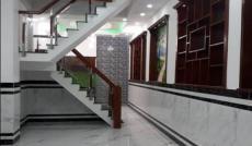 Nhà mới đẹp đường Số 3, Bình Long, diện tích 4x15m