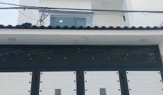 Biệt thự phố 3 tầng ngay mặt tiền chợ căn góc đối diện trường học 5x15m đã hoàn thành