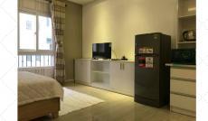 Cho thuê căn hộ mini cao cấp 42m2, full nội thất, tự do, Q. Bình Thạnh, Q1 HCM