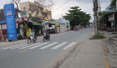 Cho thuê nhà MT Nguyễn Duy Trinh, Q. 9. DT: 5x28m, trệt, 3 lầu, st, giá 40 tr/th