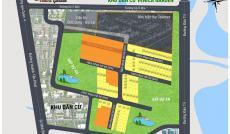 Bán đất nền KDC Venica Garden Quận 7 liền kề Phú Mỹ Hưng giá rẻ, sổ hồng riêng