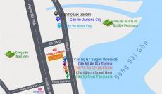 Bán đất ngay chợ Phú Thuận, Quận 7, SHR, thổ cư 100%. DT: 5x12m, giá 2,4 tỷ